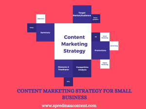 9 Content Marketing Strategy for small business