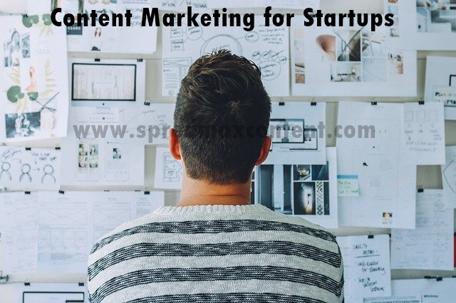 Content Marketing for Startups – Best Content format