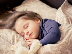 What do Toddlers dream about when sleeping